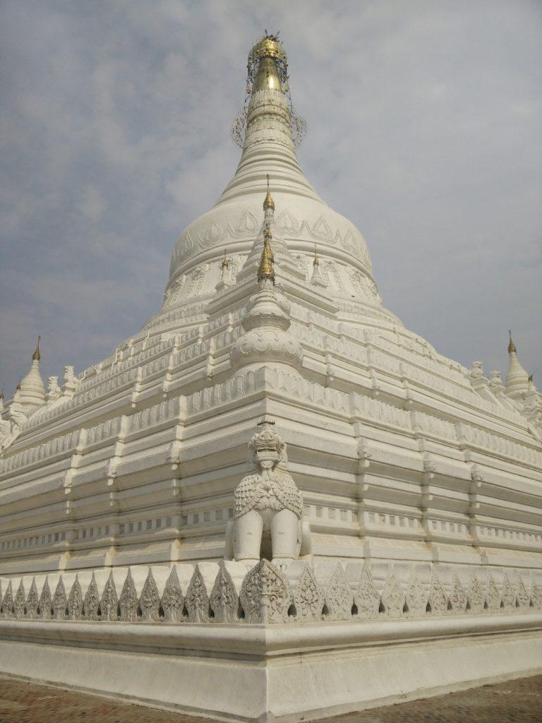 Pagoda in Sagaing.