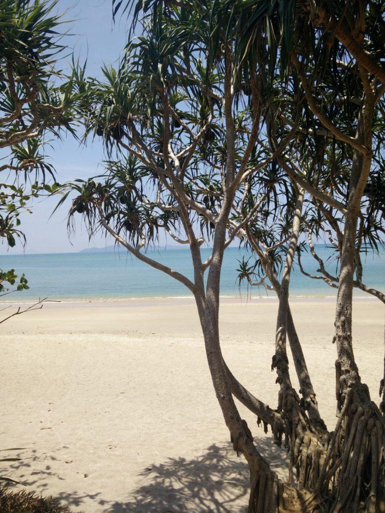 Beach of Mu Koh Lanta.
