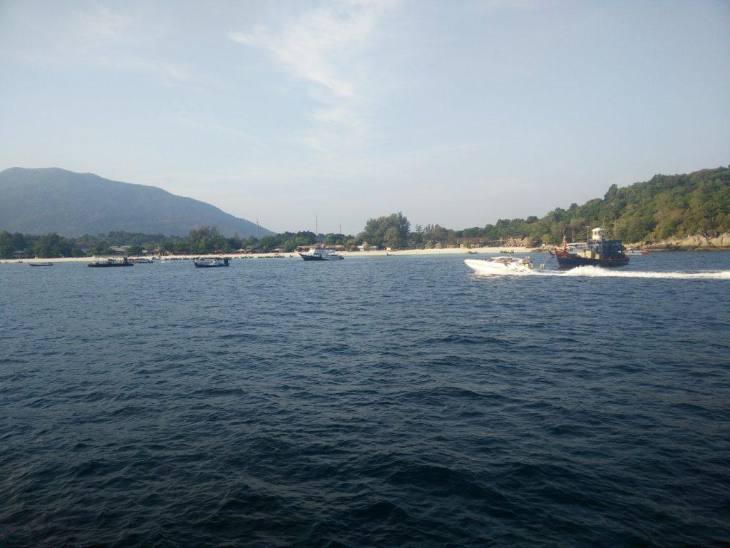 Langkawi island.